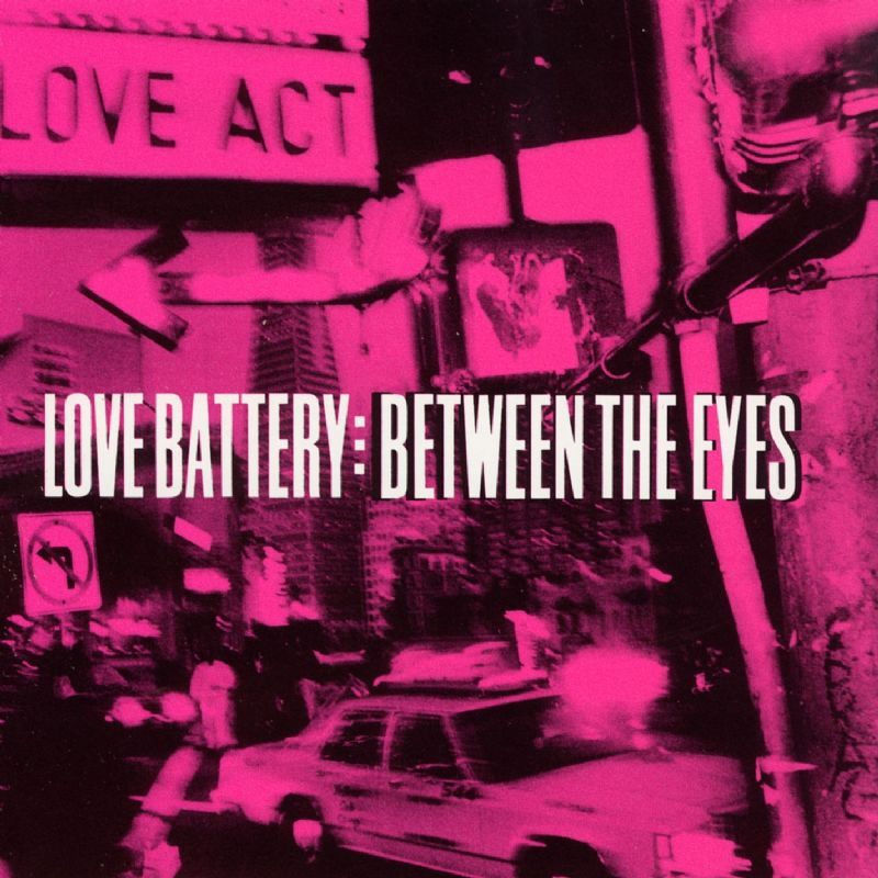 Love Battery, between the eyes